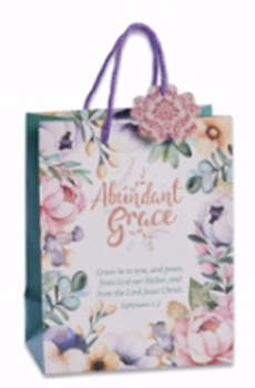 Picture of Gift Bag Smll Abundant Grace