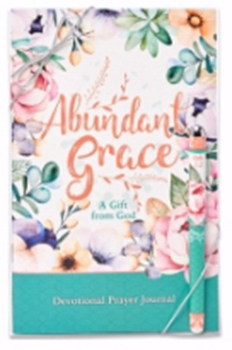 Picture of Journal & Pen Gift Set Abundant Grace