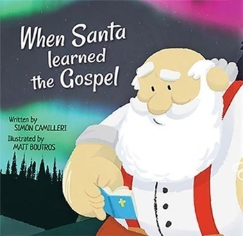 Picture of WHEN SANTA LEARNED THE GOSPEL