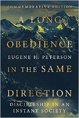 Picture of A Long Obedience In The Same Direction