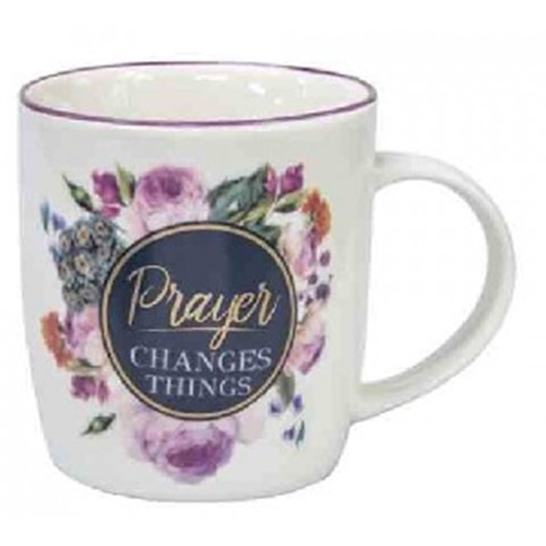 Picture of Mug Prayer Changes Things