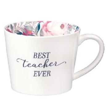 Picture of MUG BEST TEACHER EVER