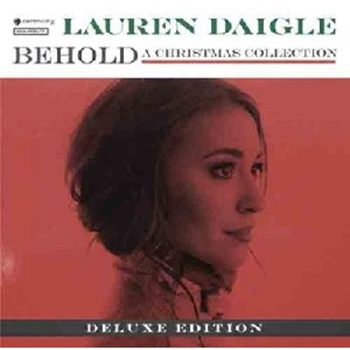 Picture of LAUREN DAIGLE BEHOLD CHRISTMAS CD
