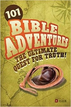 Picture of 101 BIBLE ADVENTURES THE ULTIMATE QUEST FOR