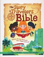 Picture of STORY TRAVELERS BIBLE