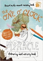 Picture of The One O'Clock Miracle Colouring Book