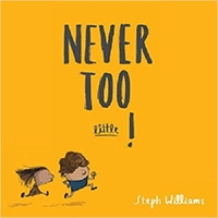 Picture of NEVER TOO LITTLE