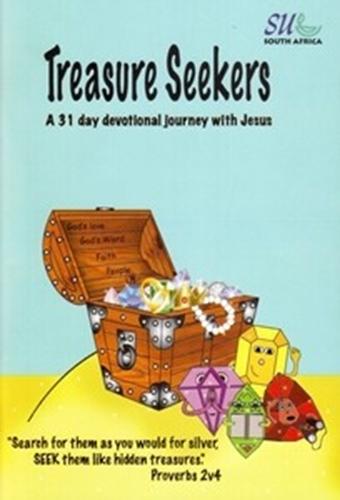 Picture of Treasure Seekers Devotional