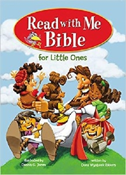 Picture of READ WITH ME BIBLE FOR LITTLE ONES