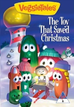 Picture of Veggietales The Toy That Saved Christmas