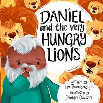 Picture of Daniel And The Very Hungry Lions