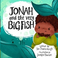 Picture of Jonah And The Very Big Fish