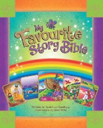 Picture of My Favourite Story Bible