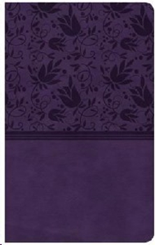Picture of CSB BIBLE PURPLE
