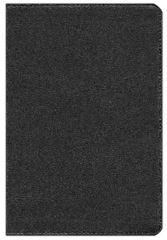 Picture of Csb Reference Bible Large Print Personal Size Blac