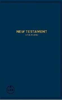 Picture of CSB PKT BIBLE NT NAVY