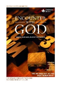 Picture of ENCOUNTER WITH GOD JAN/MAR 2020