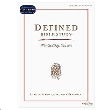 Picture of Defined Workbook (Adult)