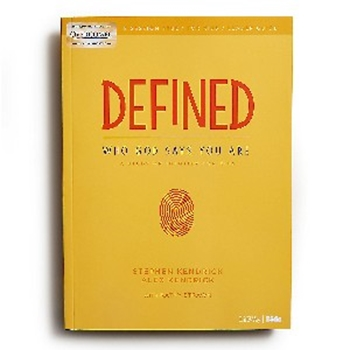 Picture of Defined: Who God Says You Are - Leader Guide