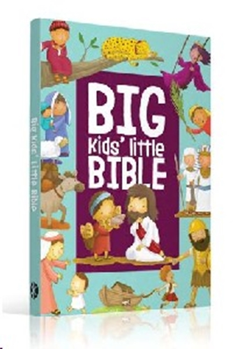 Picture of Big Kids Little Bible