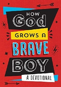 Picture of How God Grows a Brave Boy