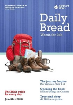 Picture of Daily Bread Large Print Jan/Mar 2020