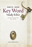 Picture of CSB Hebrew-Greek Key Word Study Bible