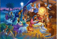 Picture of Heavenly Night 100 Piece Puzzle