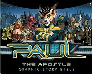 Picture of Paul the Apostle Graphic Story Bible