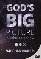 Picture of ROBERTS VAUGHN GODS BIG PICTURE BIBLE OV/VIEW DVD