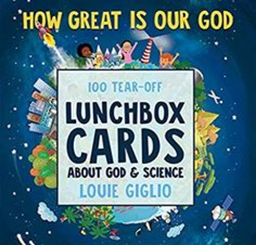 Picture of How Great Is Our God 100 Tear-Off Lunchbox Cards A