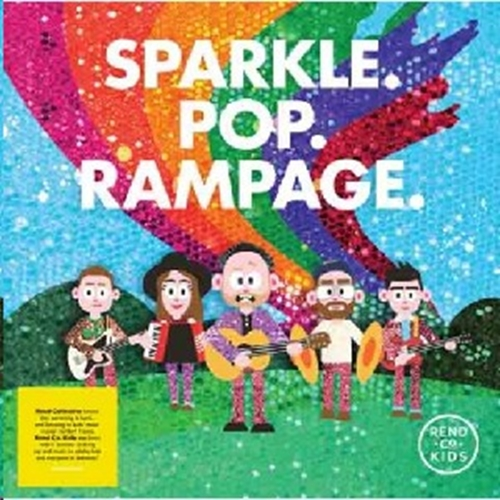 Picture of Rend Collective Sparkle Pop Rampage