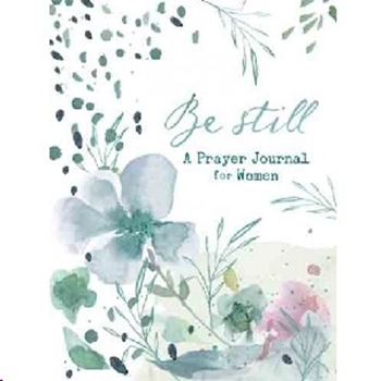 Picture of Be Still Prayer Journal For Women