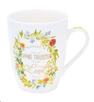 Picture of Mug Blessed Is The One Who Trusts In The Lord