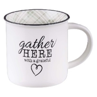 Picture of Mug Gather Here With A Grateful Heart
