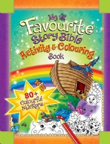 Picture of My Favourite Story Bible Activity & Colouring Book
