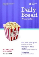 Picture of DAILY BREAD APRIL-JUNE LRGE 2020