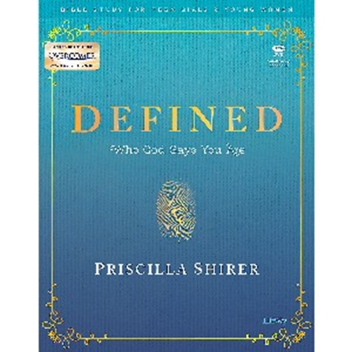 Picture of Defined Teen Girl's Bible Study Dvd