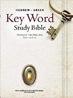 Picture of ESV Hebrew Greek Key Word Study Bible