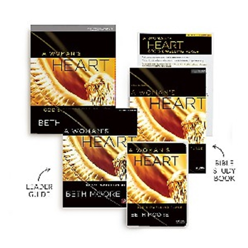Picture of A Womans Heart DVD Kit