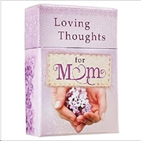 Picture of Box Of Blessings Loving Thoughts For Mom