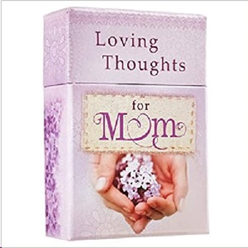 Picture of Boxes Of Blessings Loving Thoughts For Mom