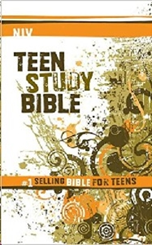 Picture of NIV Teen Study Bible Hardcover