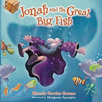 Picture of Jonah And The Great Big Fish