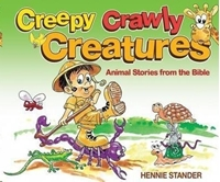 Picture of Creepy Crawly Creatures