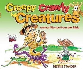 Picture of Creepy Crawly Creatures