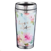 Picture of Stainless Steel Mug Hope & A Future