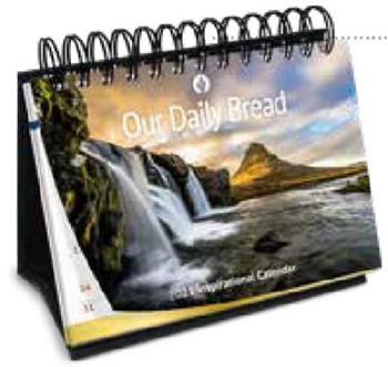 Picture of Our Daily Bread 2021 Desk Calendar