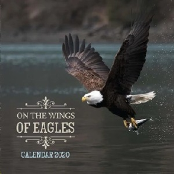 Picture of Calendar Large On The Wings Of Eagles 2021
