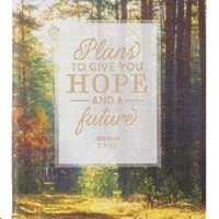 Picture of Daily Planner 2021 Plans To Give You Hope